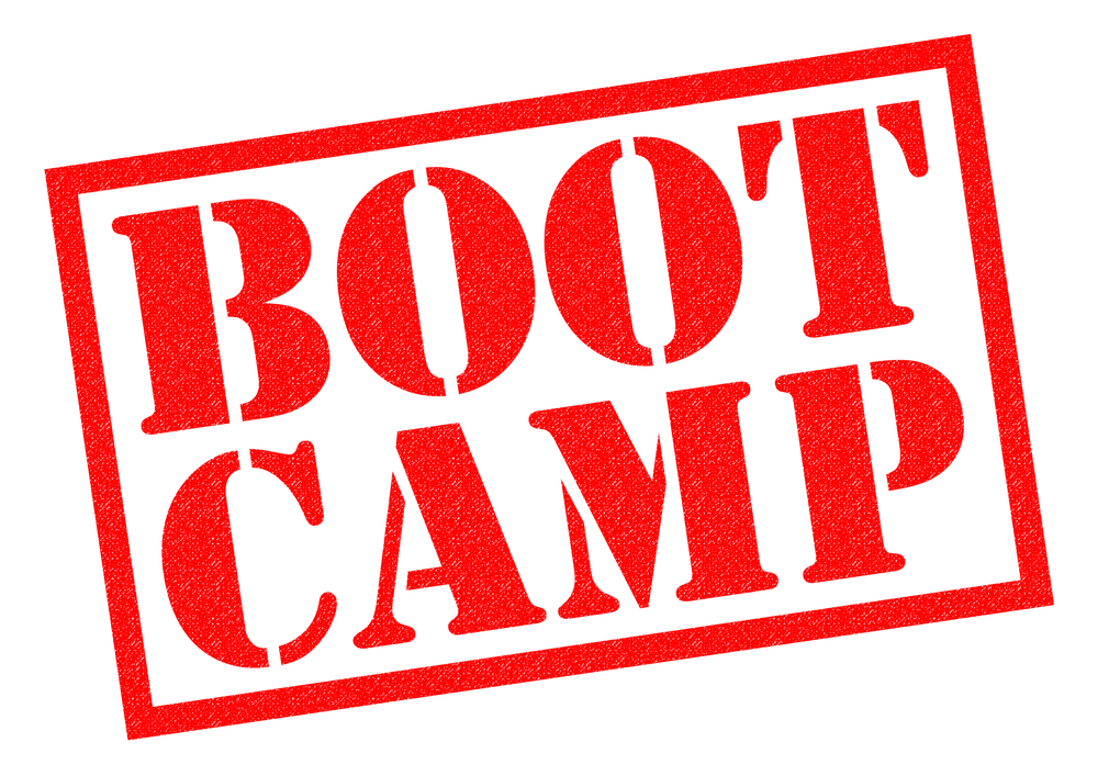 Boot camp 3
